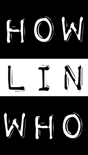 Howlin' Who Records-Logo