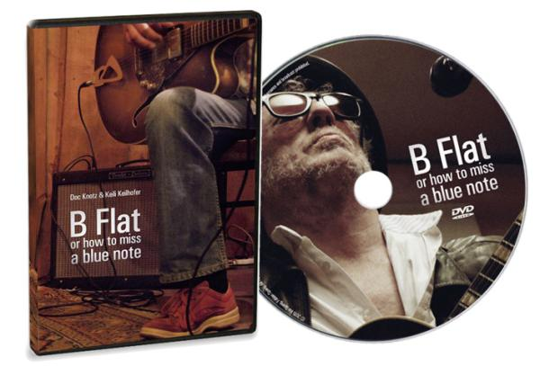 B Flat - or how to miss a blue note (DVD)